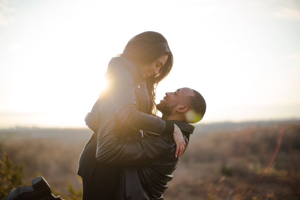 Engagement photo shoot at Humber Arboretum weddings-Felicity-Moments